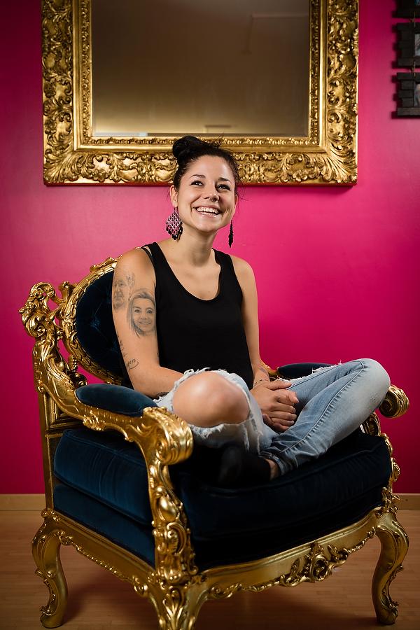Alena vom Howy's Tattoo St. Gallen