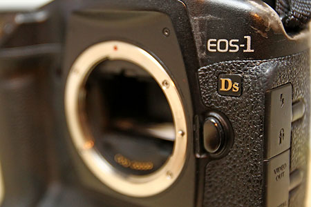 R.I.P. EOS-1Ds Mark II