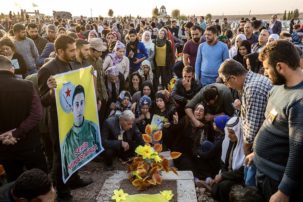 Der ewige Krieg in Syrien