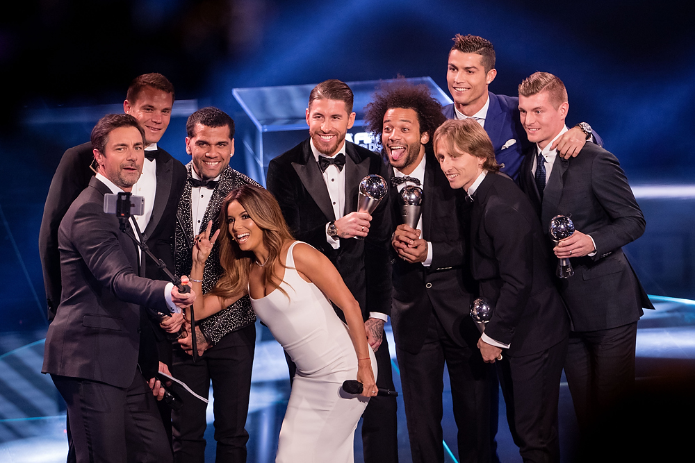 FIFA The Best 2016