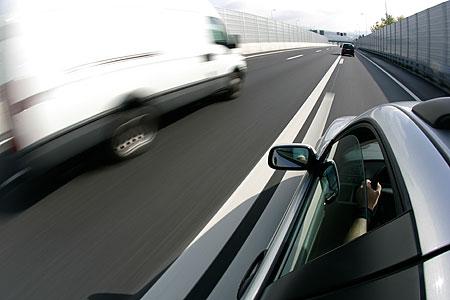 Autobahneinfahrt Emmen-Nord