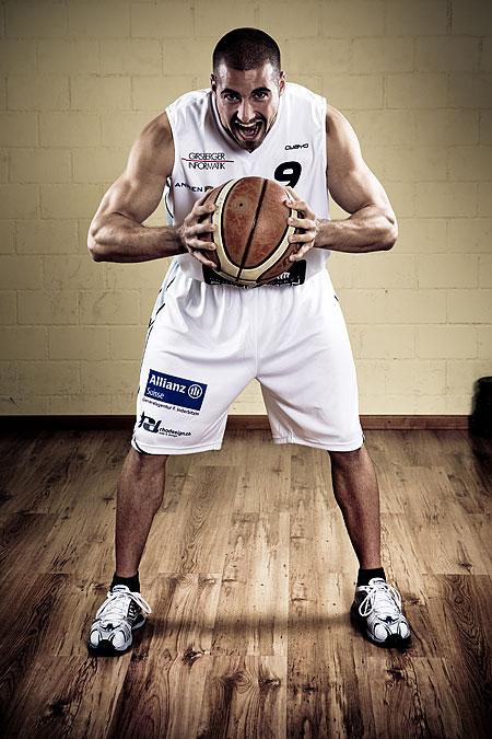 Basketball Teambilder