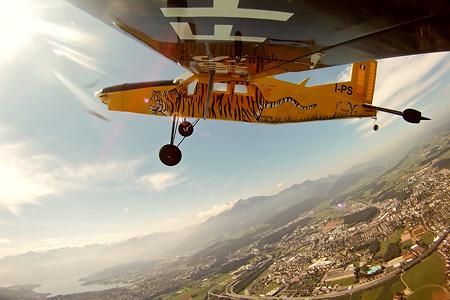 Modellflug-Reportage mit der GoPro